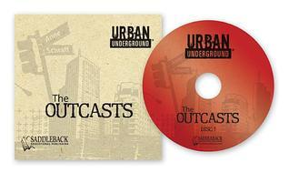 Outcasts (Urban Underground #21) Audio Book Anne Schraff