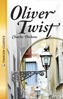 Oliver Twist [With Paperback Book] Charles Dickens