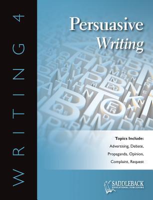 Writing 4 Persuasive Writing  by  Elliott Quinley
