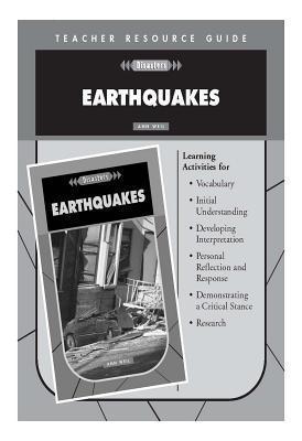 Earthquakes Teacher Resource Guide Ann Weil