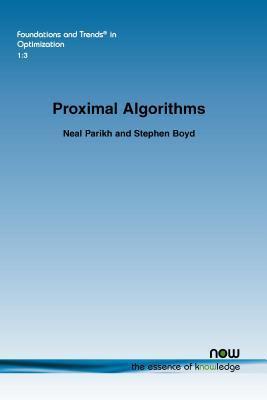 Proximal Algorithms  by  Neal Parikh