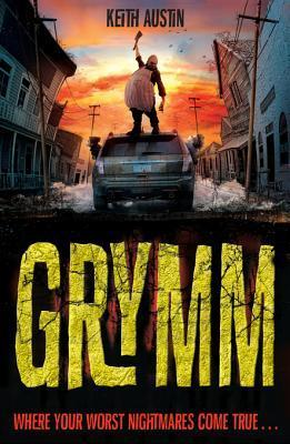 GRYMM  by  Keith Austin
