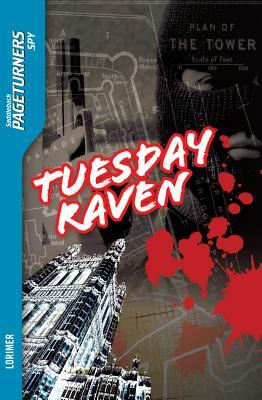 Tuesday Raven Read-Along-Pageturners  by  Janet Lorimer