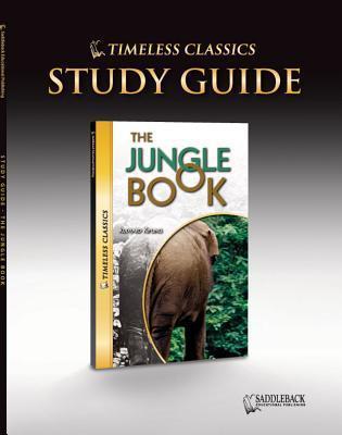 The Jungle Book Study Guide CD  by  Saddleback Educational Publishing