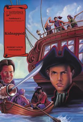 Kidnapped Read-Along Saddleback Educational Publishing