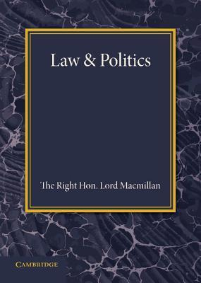 Law and Politics Lord MacMillan