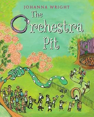 The Orchestra Pit Johanna Wright