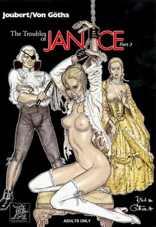 Troubles of Janice, Part 3  by  Bernard Joubert