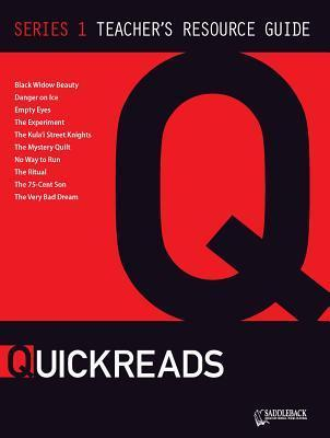 QuickReads Series 1 Digital Guide  by  Saddleback Educational Publishing