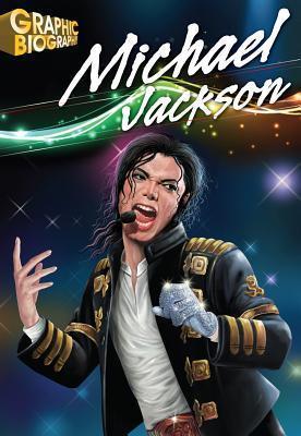 Michael Jackson Graphic Biography  by  Carol Pizer