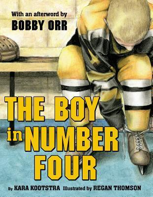 The Boy in Number Four Kara Kootstra