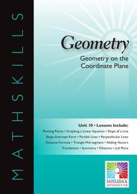 Iwb Geometry Unit 10: Lifeskills Math Saddleback Educational Publishing