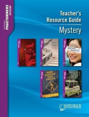 Mystery Teachers Resource Guide Saddleback Educational Publishing