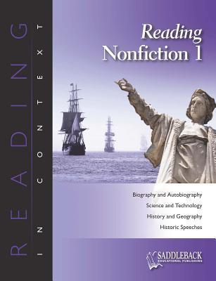 Reading Nonfiction 1 Enhanced  by  Saddleback Educational Publishing