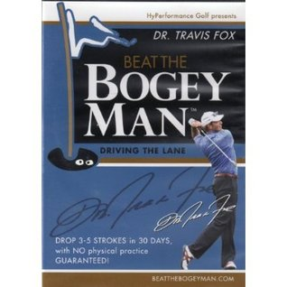 BEAT THE BOGEY MAN (DR. TRAVIS FOX) 8 DISC BOXED SET (Beat The Bogey Man, 8 Disc Boxed Set)  by  Dr. Travis Fox