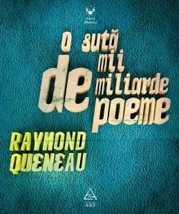 O sută de mii de miliarde de poeme  by  Raymond Queneau