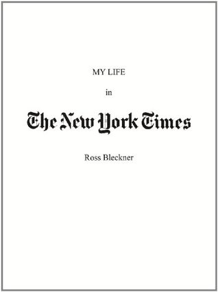 Ross Bleckner: My Life in The New York Times Ross Bleckner