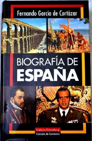 Biografía de España Fernando García de Cortázar