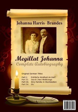 Megillat Johanna  by  Johanna Harris-Brandes