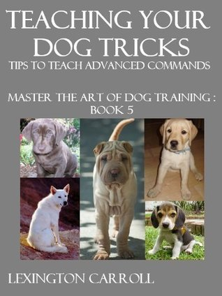 Teaching Your Dog Tricks - Master The Art Of Dog Training Book 5  by  Lexington Carroll
