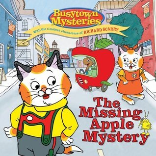 The Missing Apple Mystery Ellie Seiss