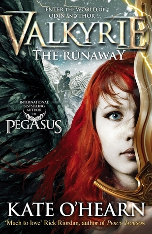The Runaway (Valkyrie, #2)  by  Kate OHearn