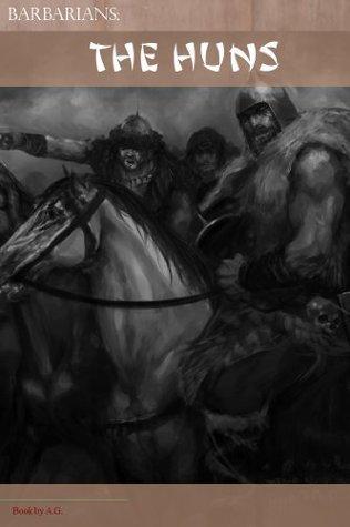 The Huns  by  Anna Georgieva