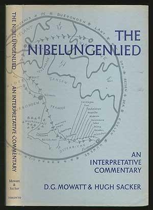 The Nibelungenlied: An interpretative commentary  by  D.G. Mowatt