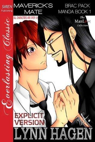 Mavericks Mate [Brac Pack Manga Book 1] Lynn Hagen