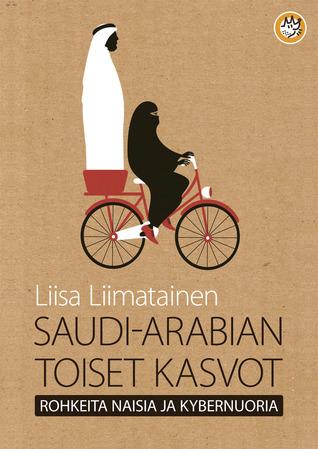 Saudi-Arabian toiset kasvot Liisa Liimatainen