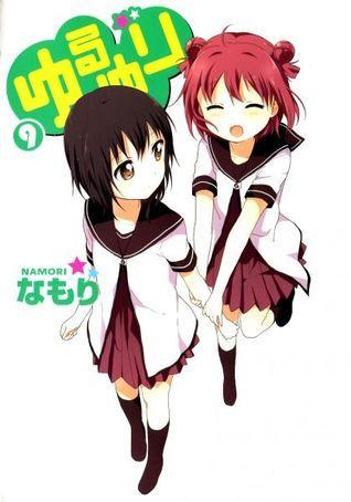 YuruYuri Vol 9 Namori