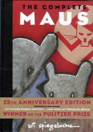 The Complete Maus: A Survivors Tale[ THE COMPLETE MAUS: A SURVIVORS TALE ]  by  Spiegelman, Art (Author) Nov-19-96[ Hardcover ] by Art Spiegelman