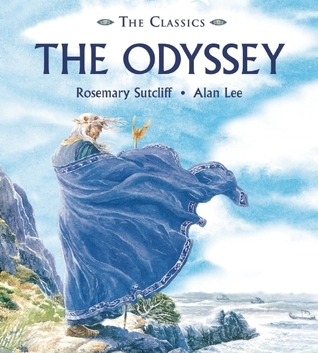 The Classics: The Wanderings of Odysseus  by  Rosemary Sutcliff