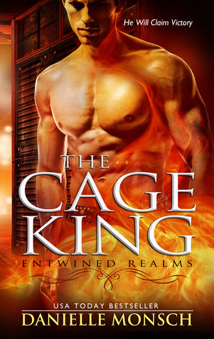 The Cage King (Entwined Realms #1.5)  by  Danielle Monsch