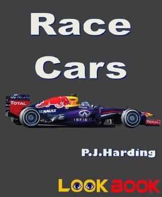 Race Cars (Look Book) P.J. Harding