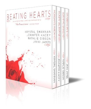 Beating Hearts (A Paranormal and Contemporary Anthology)  by  Krystal Shannan