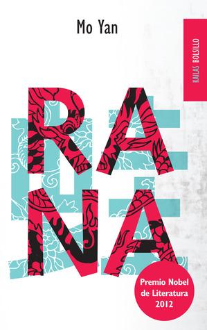Rana  by  Mo Yan
