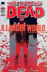 Walking Dead #96 1st Print- A Larger World Concludes Image