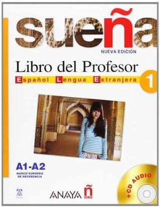 Suena 1. Libro del Profesor A1-A2. Marco europeo de referencia + CD Audio (Espanol Lengua Extranjera / Spanish As Foreign Language)  by  María Ángeles Álvarez Martínez