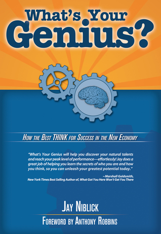 Whats Your Genius: How the best think for success Jay Niblick