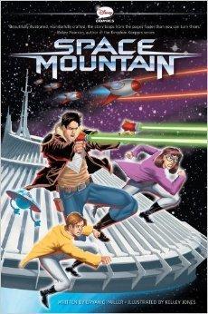 Space Mountain Bryan Q. Miller