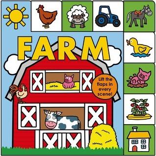 Lift-the-Flap Tab: Farm Roger Priddy