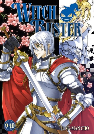 Witch Buster Vol. 9-10  by  Jung-man Cho