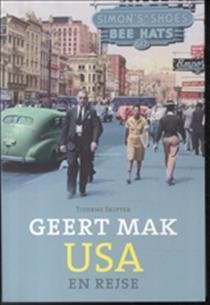 USA - en rejse  by  Geert Mak