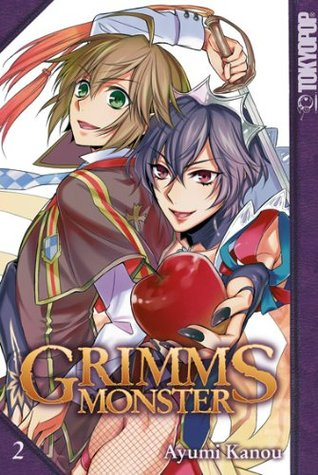 Grimms Monster 02 Ayumi Kanou