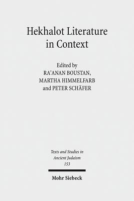 Heavenly Realms and Earthly Realities in Late Antique Religions Raanan S. Boustan