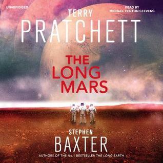 The Long Mars (The Long Earth #3) Terry Pratchett