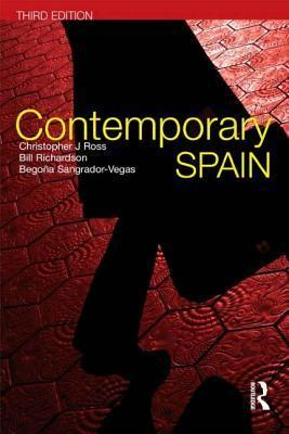 Contemporary Spain  by  Christopher J. Ross