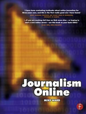 Journalism Online  by  Mike Ward