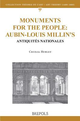 Aubin-Louis Millins Antiquites Nationales Cecilia Hurley